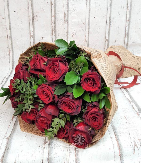 Букети от 101 рози