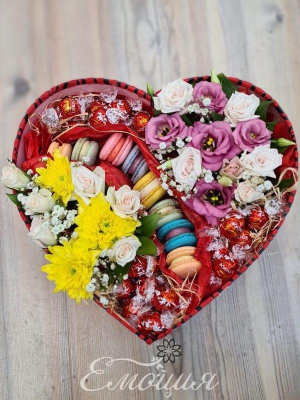 Кутия Свети Валентин 02