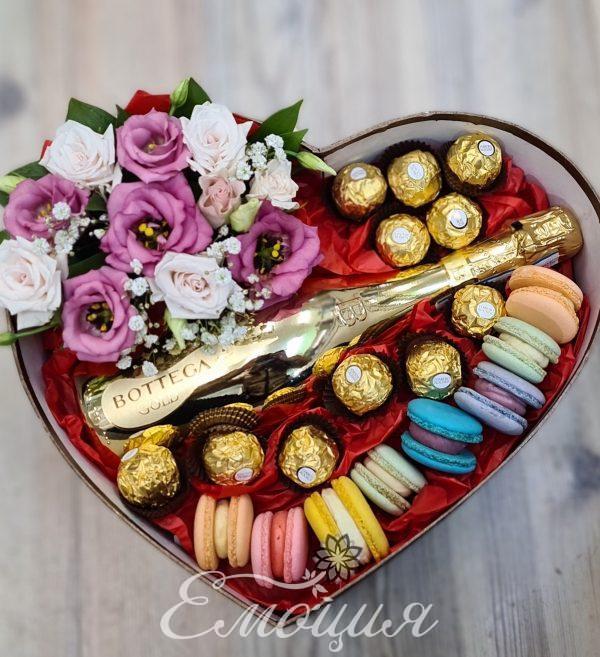 Кутия Свети Валентин 03