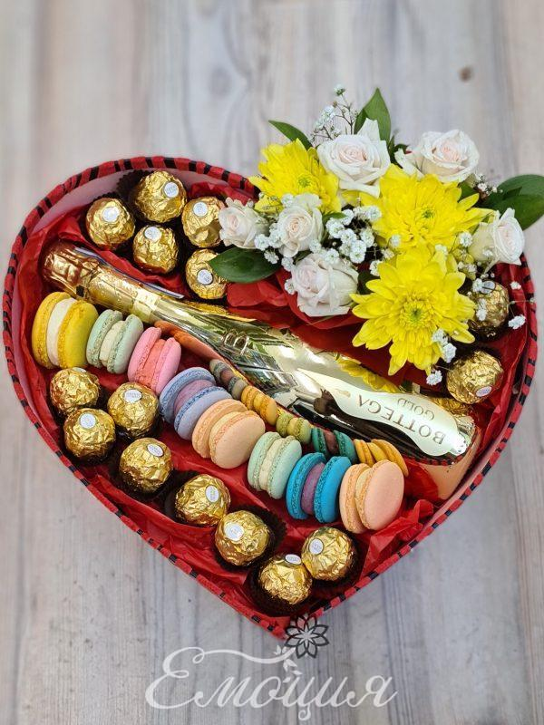 Кутия Свети Валентин 04